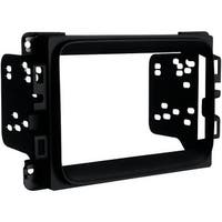 """Metra 95-6518B 2013 & Up Ram(R) 1500/2500/3500 Without 8.4"""" Screen Double-Din Mount Kit"""