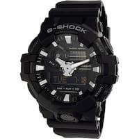Casio Women's G-Shock  Black Rubber Quartz Sport Watch