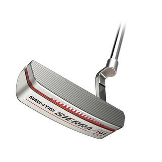 "Sentio Golf Sierra 101-M Medium Putter 35"" Right Handed Only Red"