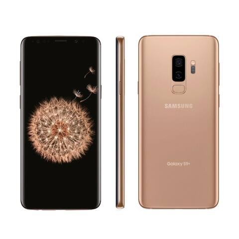 Samsung Galaxy S9 SM-G960U 64GB Sunrise Gold Verizon + GSM Unlocked Refurbished Smartphone
