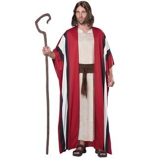 California Costumes Shepherd/Moses Adult Costume - red/white