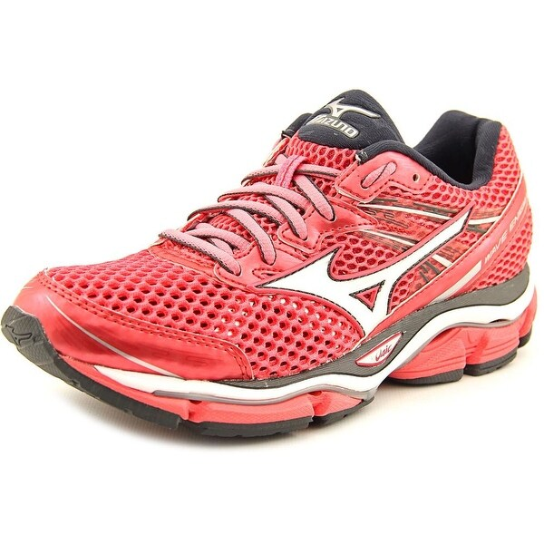 Mizuno Wave Enigma 5 Women Round Toe Synthetic Pink Running Shoe