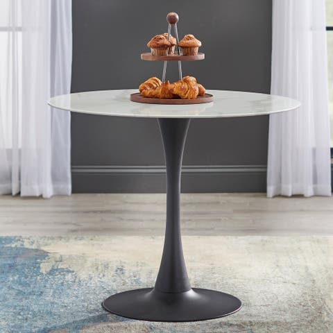 Simple Living Rho Pedestal Dining Table