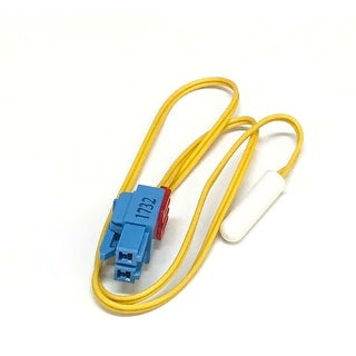 OEM Samsung Temperature Sensor For The Refrigerator Section Of RB216ABWP/XAC, RB216ACRS, RB216ACRS/XAC