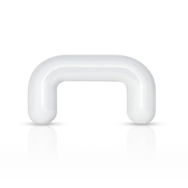 Clear Acrylic Septum Retainer (Sold Individually)