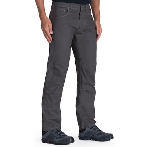 Kuhl Men's Free Rydr Pant, Dark Alloy, 40x32