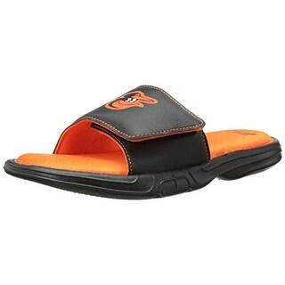 Fila Mens MLB Hudson Adjustable Printed Slide Sandals - 7 medium (d)