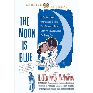 Moon Is Blue, The DVD Movie 1953