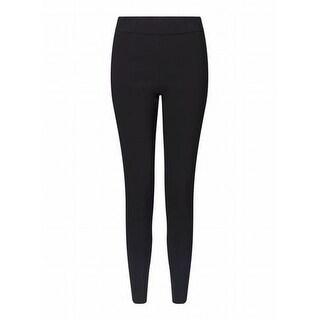 Miss Selfridge NEW Black Womens Size 6 Skinny Dress Stretch Pants