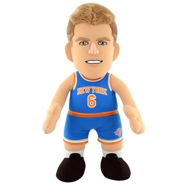 """NBA NY Knicks Kristaps Porzingis 10"""" Plush Figure (Blue) - multi"""