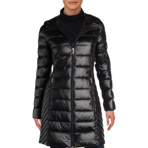 Tommy Hilfiger Womens Puffer Coat Winter Down - XS