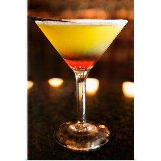 """Martini"" Poster Print"