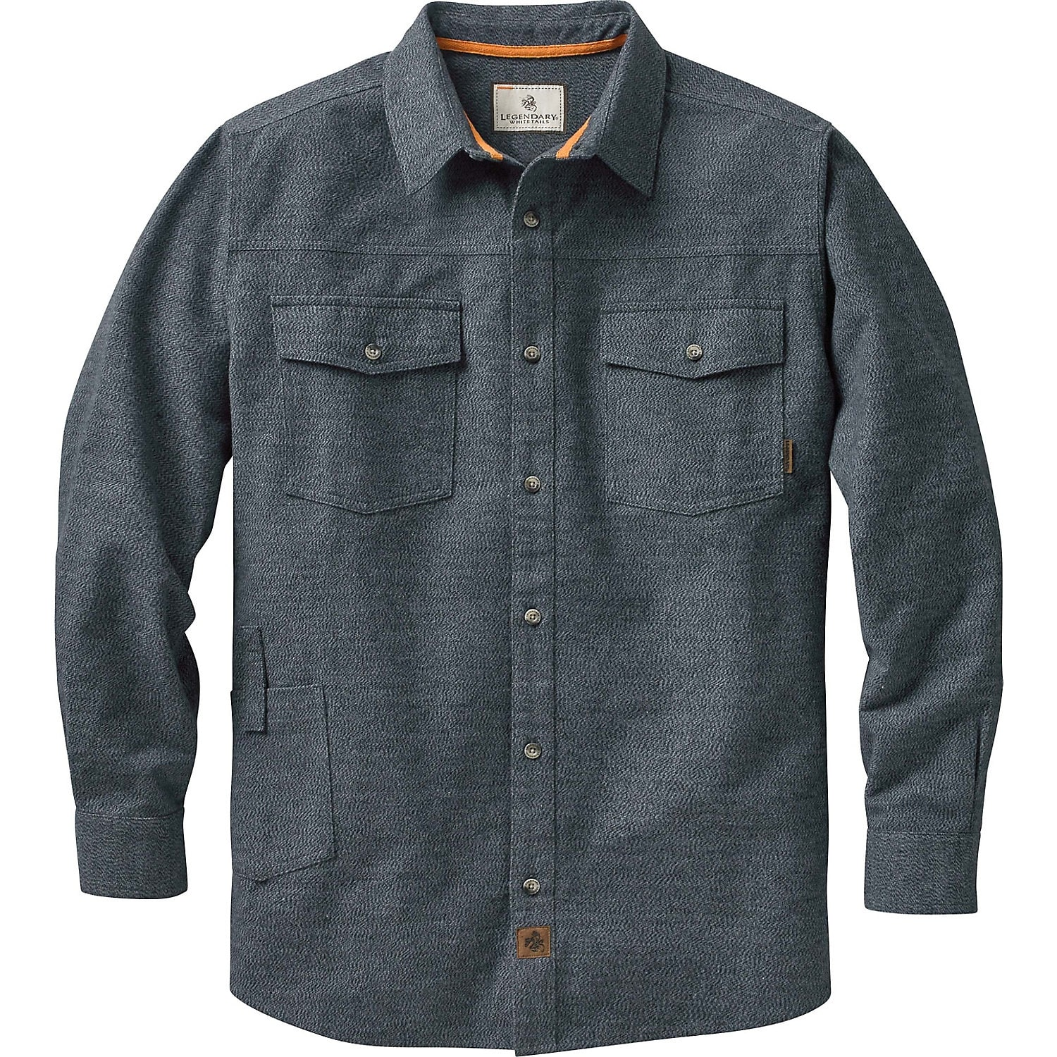 dca1212765d78e Shop Legendary Whitetails Men's Traditions Heavy Weight Chamois Shirt -  Free Shipping On Orders Over $45 - Overstock - 18406344