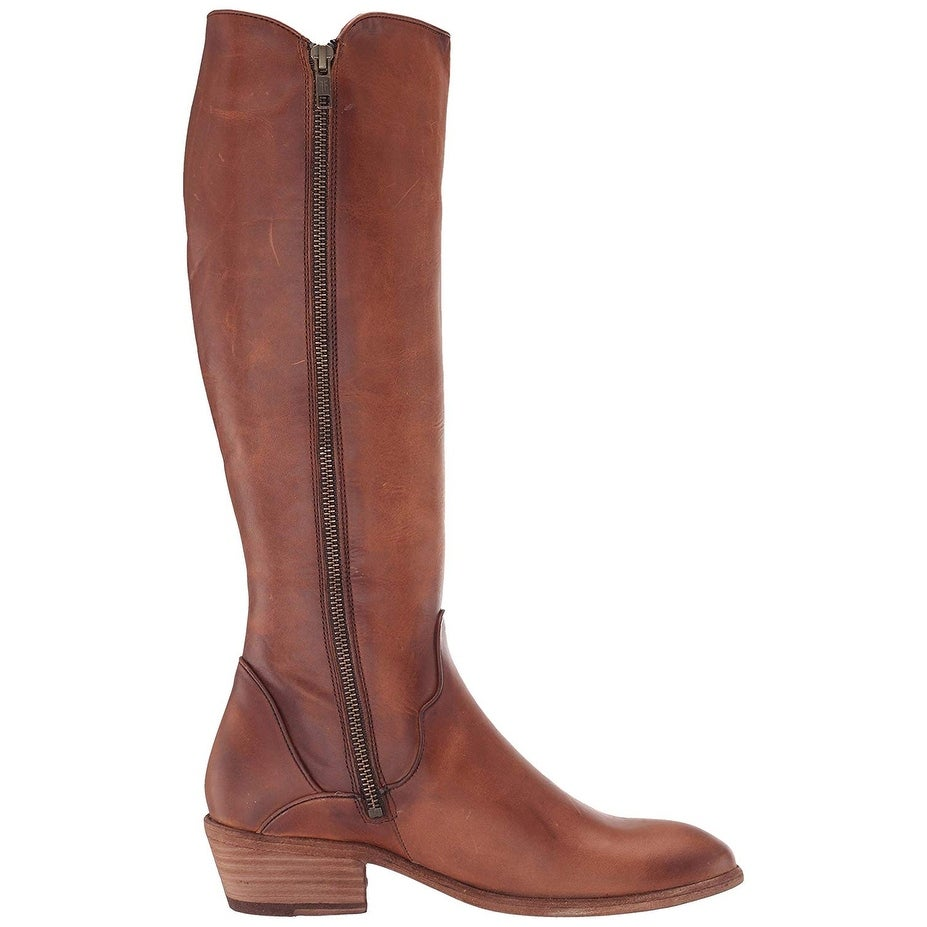 Carson Piping Tall Knee High Boot
