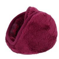 180s Women's Adjustable Lush Fleece Ear Warmers - one size