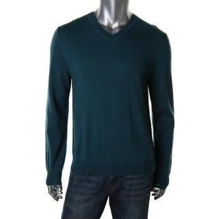 Private Label Mens Merino Wool Long Sleeves Pullover Sweater