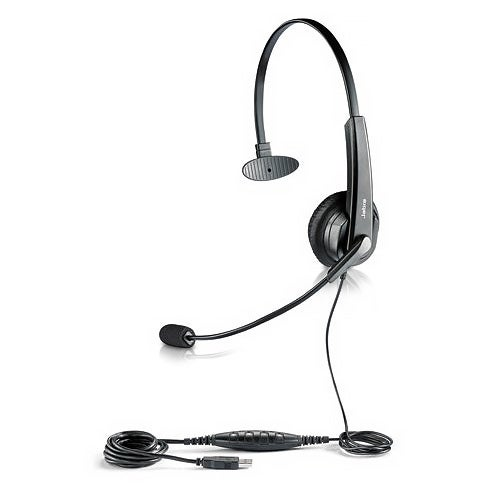 Jabra BIZ 620 USB Mono - Replaced by UC Voice 550 Mono Jabra BIZ 620 Mono USB