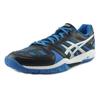 Asics GEL-FASTBALL Men  Round Toe Synthetic Blue Running Shoe