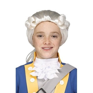 Fun World George Washington Child Accessory Kit - White