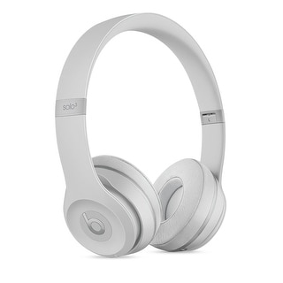 Beats by Dr. Dre Beats Solo 3 Wireless On-Ear Headphones matte silver