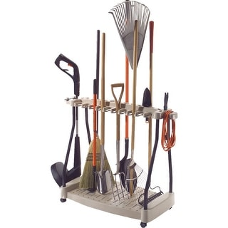 Suncast Tool Rack W/Wheels