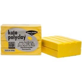 Yellow - Kato Polyclay 12.5Oz