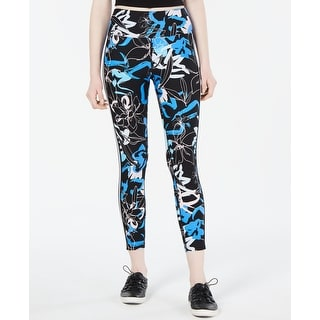 Link to Calvin Klein Women's Performance Ankle Leggings, Multicolored, XS Similar Items in Athletic Clothing