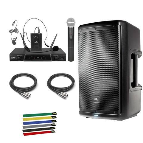 "JBL Professional EON610 Portable 10"" 2-Way Multipurpose Speaker"