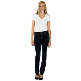 Lola Classic Straight Jeans, Kristine-RB