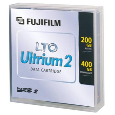 Fuji LTO, Ultrium-2, 600003229, 200GB/400GB, TAA