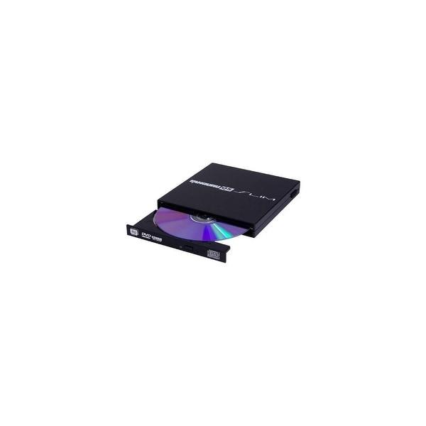 Kanguru Solutions U2-BDRW-SL Kanguru U2-BDRW-SL External Blu-ray Writer - BD-R/RE Support - 24x CD Read/24x CD Write/24x CD