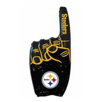 Pittsburgh Steelers NFL Team Logo Inflatable #1 Finger