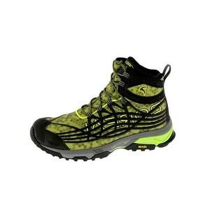 Boreal Climbing Boots Mens Lightweight Hurricane Verde Green