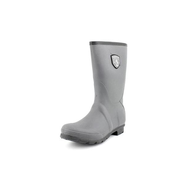 Kamik Jenny Women Round Toe Synthetic Gray Rain Boot