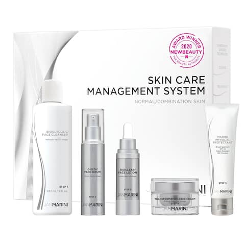 Skin Care Management System Normal/Combo with Marini Physical Protectant