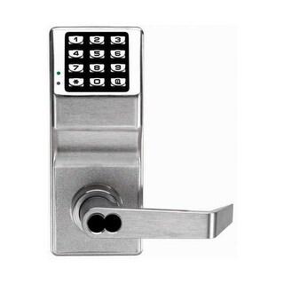 Alarm Lock DL2700WPIC Trilogy Weather Resistant 100 User Grade 1 Electronic Digi