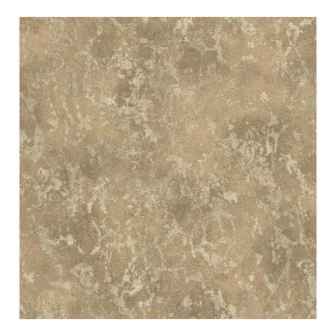 Imogen Copper Faux Marble Wallpaper - 20.5 x 396 x 0.025