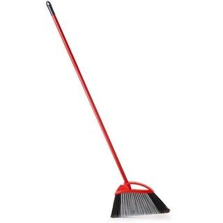 O-Cedar 133992 Power Corner Angle Broom with Dust Pan