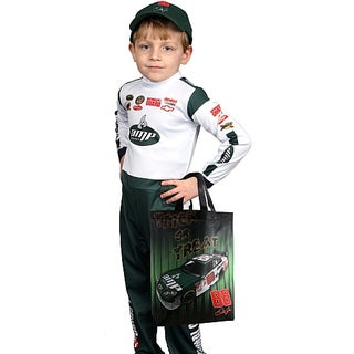 Children's Nascar Dale Earnhardt Jr Amp Energy Costume, Large