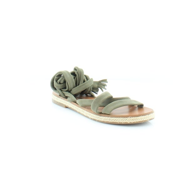Lucky Brand Dalty Women's Sandals Ivy Green - 6.5