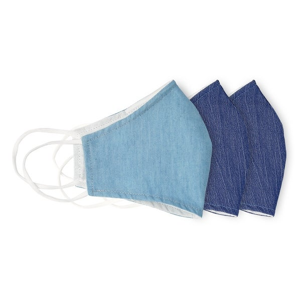 Cotton Solid Fabric Face Mask Reusable Nose Clip Filter Pocket Cloth Face Mask. Opens flyout.