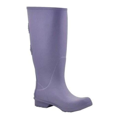 Chooka Women's Versa Prima Wide Rain Boot Mulberry