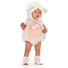 Laura The Lamb Infant Toddler Girls Lamb Costume