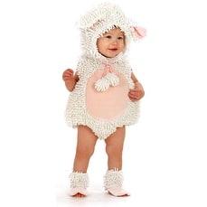 Laura The Lamb Infant Toddler Girls Lamb Costume