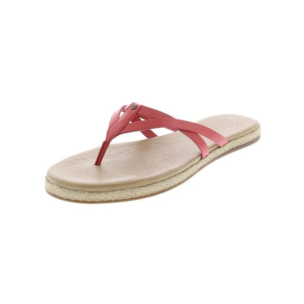 Shop Ugg Womens Annice Flip-Flops Casual Summer - Free Shipping On Orders Over 45 -8973