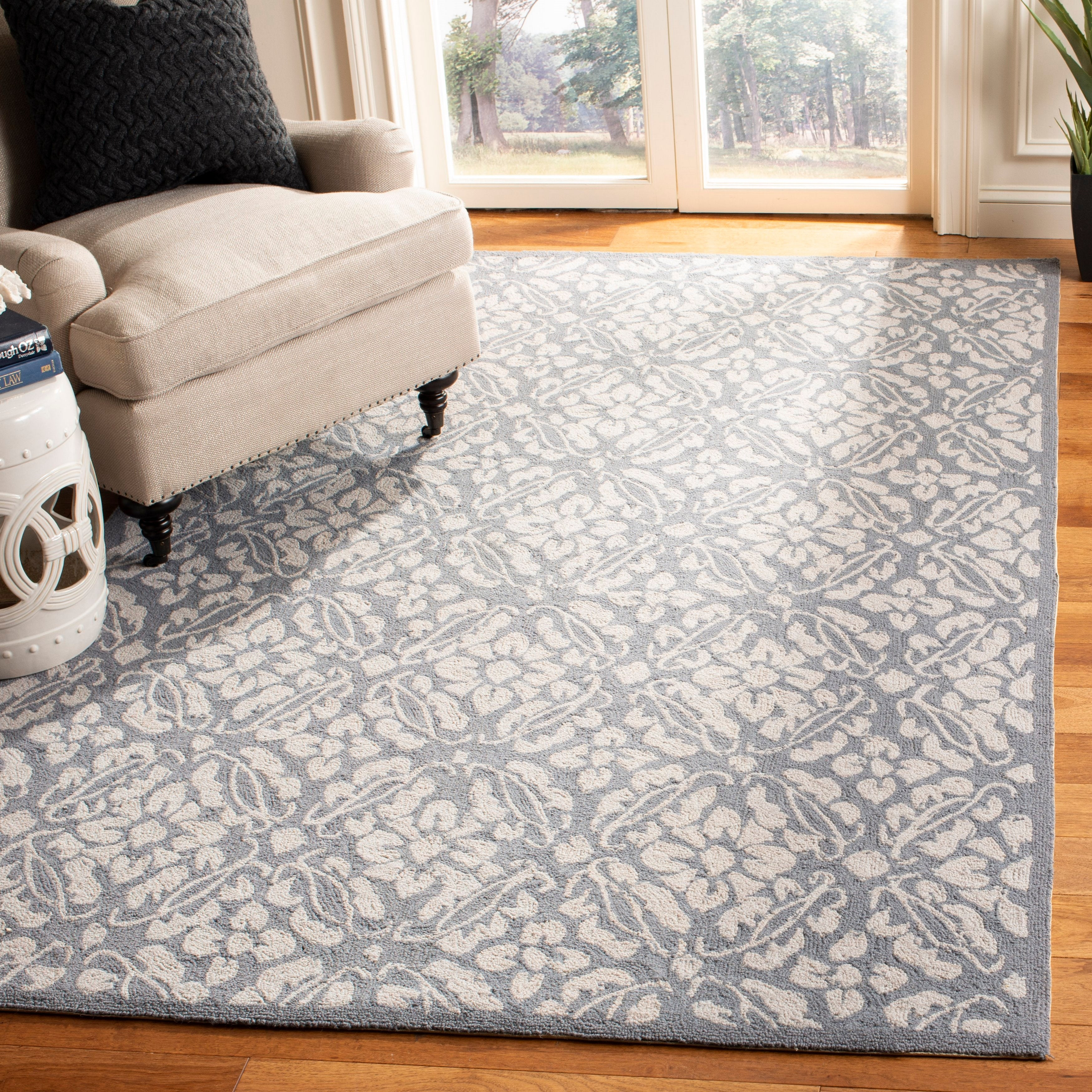Safavieh Hand Hooked Chelsea Halle Country Oriental Wool Rug On Sale Overstock 9578603