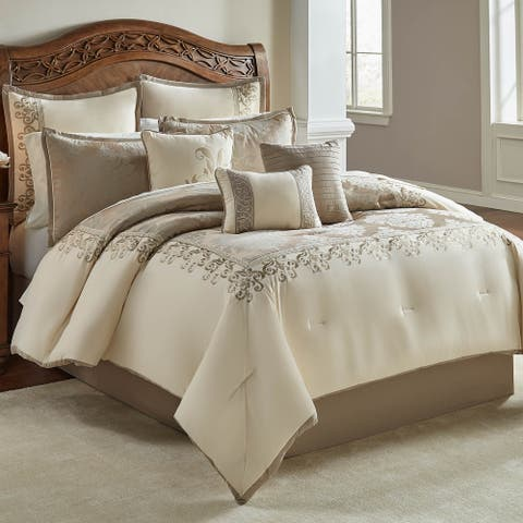 Riverbrook Home Hillcrest 10 Piece Comforter Set