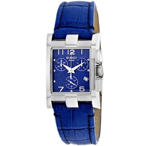 Roberto Bianci Women's Cassandra Blue Dial Watch - RB90362