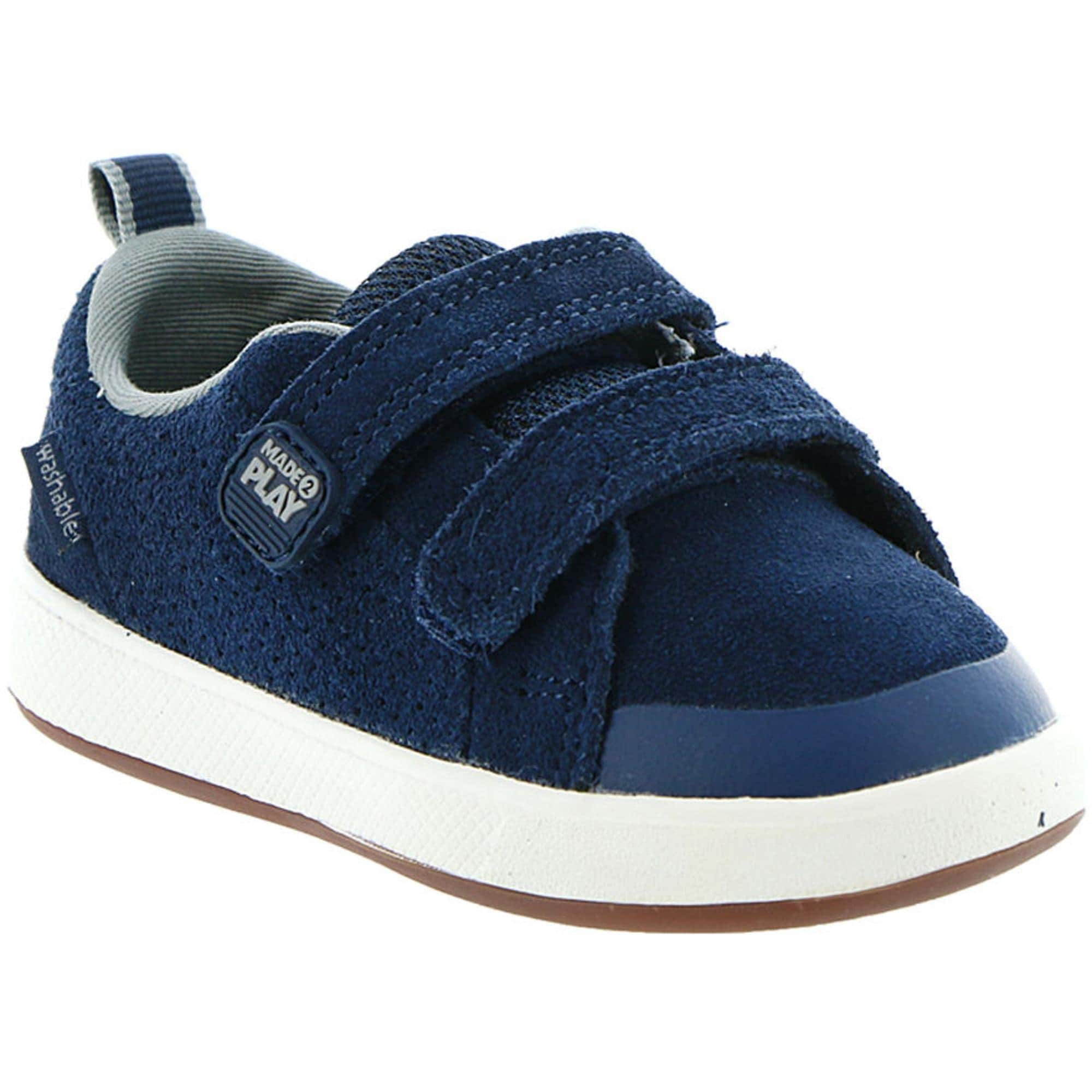 boys wide slip on shoes