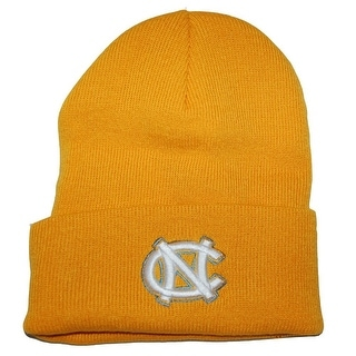 North Carolina Tar Heels Beanie - Yellow